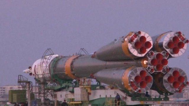 Soyuz rockets