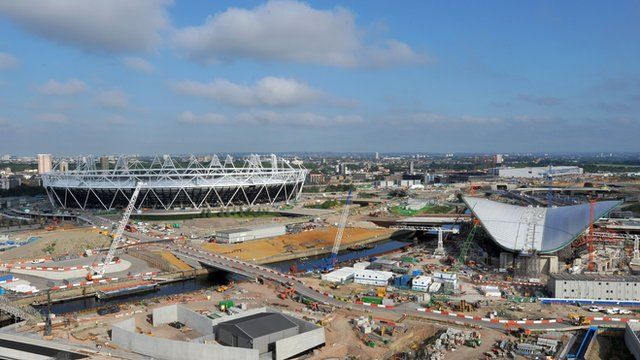 The second Olympic promise was to transform the heart of east London.