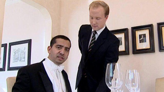 Mehdi Hasan and William Hanson