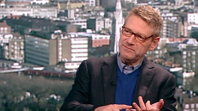 Kenneth Branagh on the Andrew Marr Show