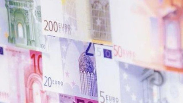 A series of euro notes