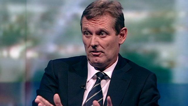 Managing Director of British Gas, Phil Bentley
