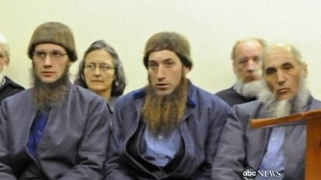 Men accused of hate crimes