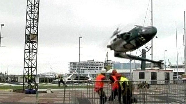 NZ helicopter crash