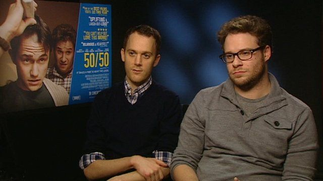 Will Reise and Seth Rogen