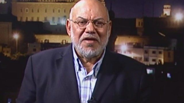 Kamal Al Helbawy is spokesperson for the Muslim Brotherhood