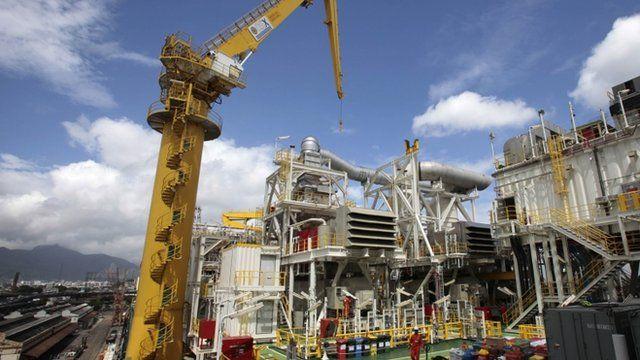 Mine in Brazil