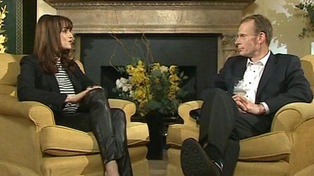 Andrew Marr interviews Rachel Weisz