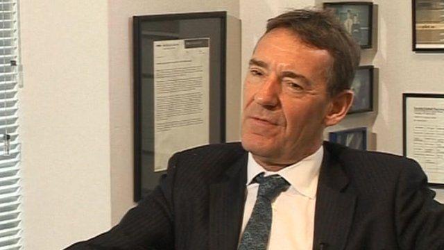 British economist, Jim O'Neill