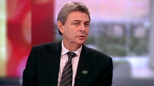 Dave Prentis, General Secretary of Unison