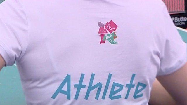 Paralympics Athlete