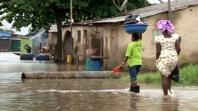 Image result for climate change in nigeria