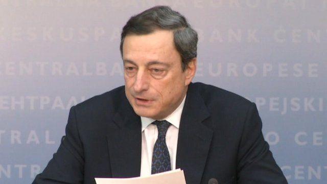 Mario Mario Draghi