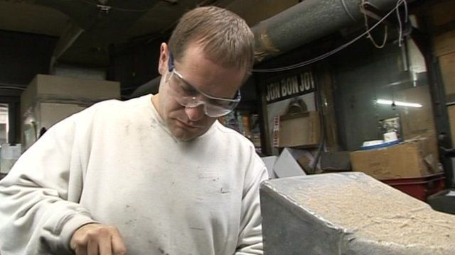 Sheffield cutlery making business hit by high energy and metal prices