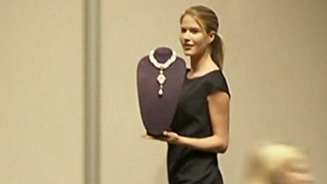 Liz Taylor auction