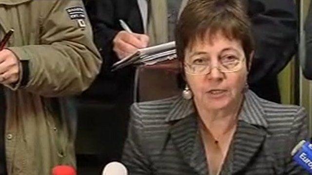 Belgian public prosecutor Daniele Reynders
