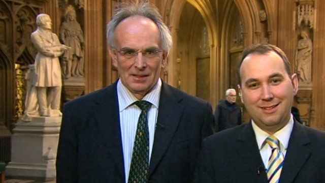 Peter Bone and Thomas Docherty
