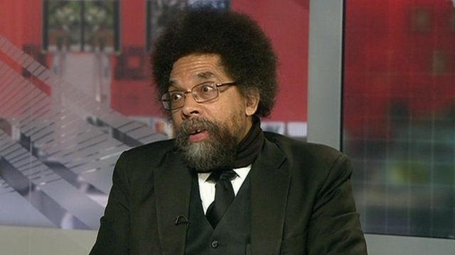 Professor Cornel West