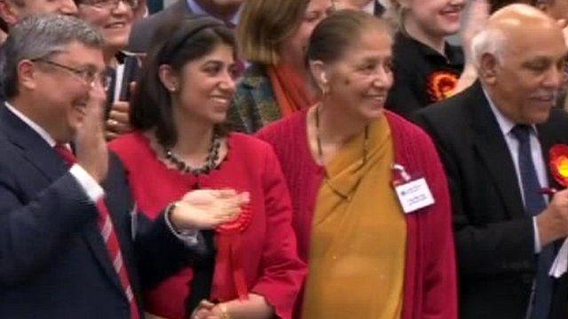Feltham and Heston by-election winner Seema Malhotra