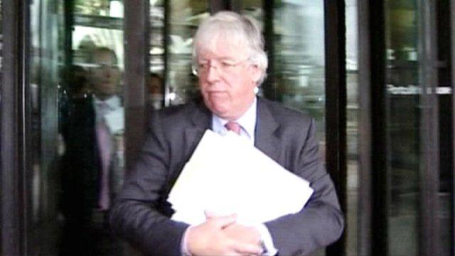 Dave Hartnett, permanent secretary for tax