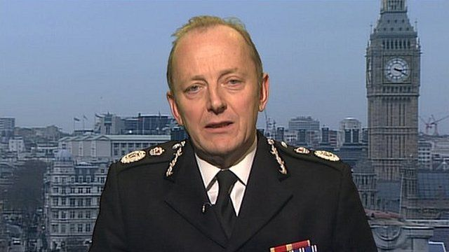 Sir Hugh Orde, President of ACPO