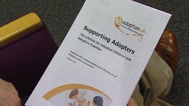 Adoption leaflet