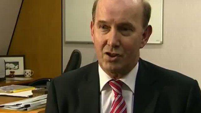 David Sissling, NHS Wales chief executive
