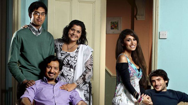 The Masood family, EastEnders