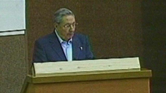 President Raul Castro