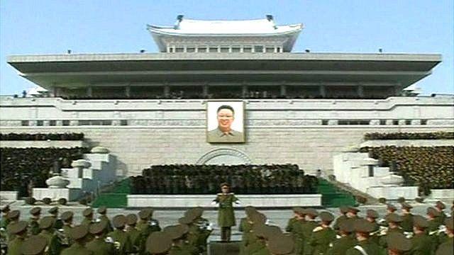 Scene from memorial