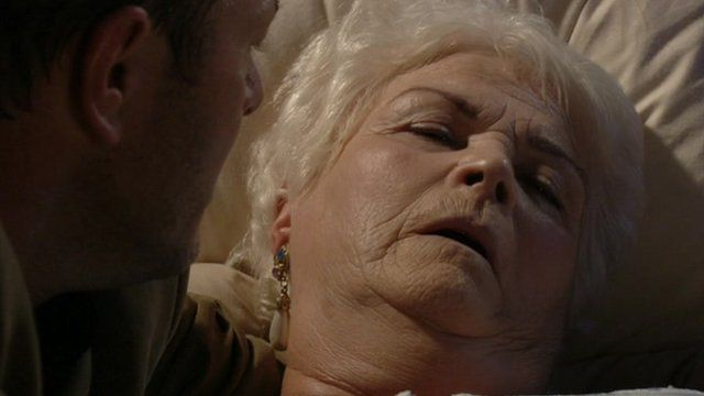 Pam St Clement as Pat in EastEnders