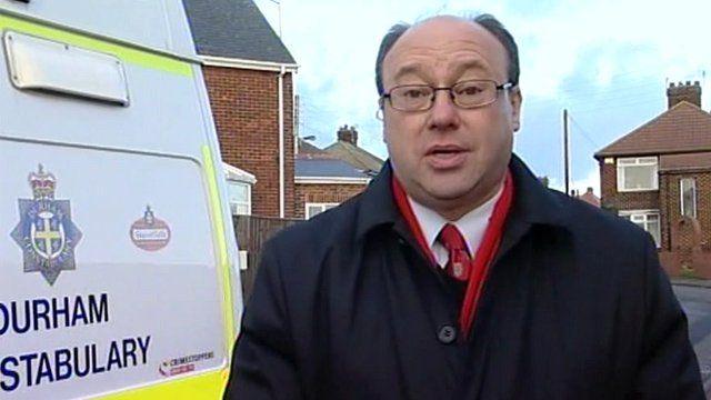 Labour MP for Easington, Grahame Morris