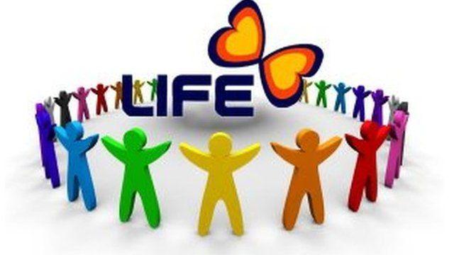 Life Centre logo