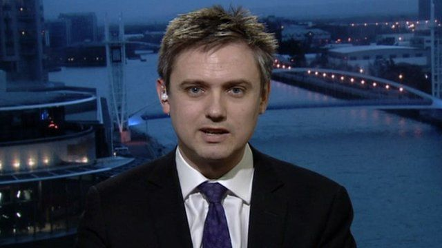 Shadow Rail Minister John Woodcock