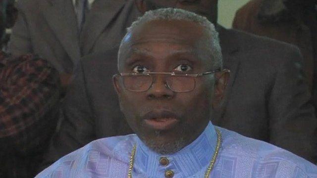 President of the Christian Association of Nigeria, Ayo Oritsejafor