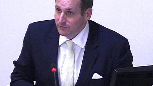 The Sun's royal editor Duncan Larcombe