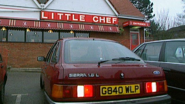A Little Chef restaurant