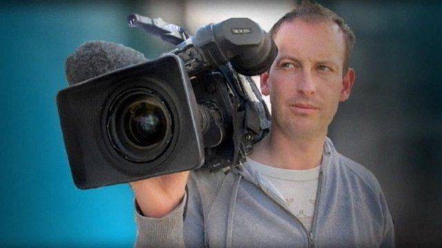 French TV reporter Gilles Jacquier