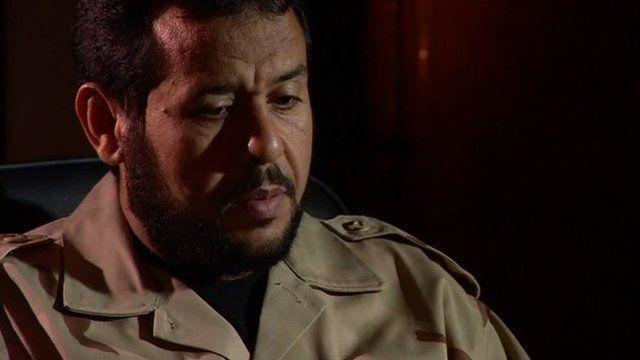 Abdel Bdel-Hakin Belhaj