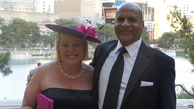 Carole and Avtar Singh-Kolar