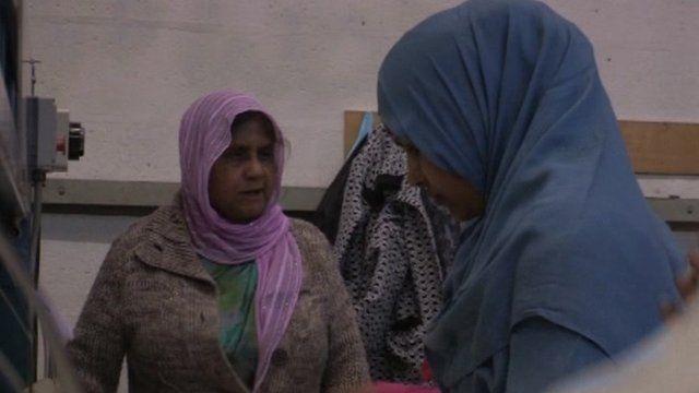 Muslim women in the UK