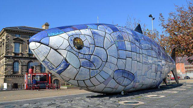 Big Fish, Belfast
