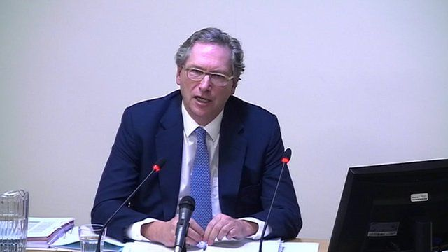 John Witherow, editor of The Sunday Times