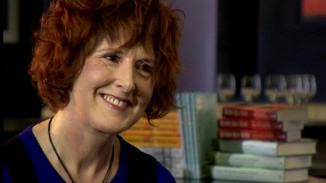 Author Moira Young