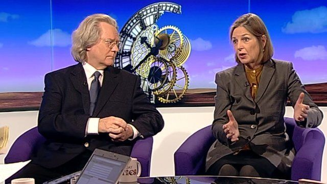 AC Grayling and Tessa Blackstone