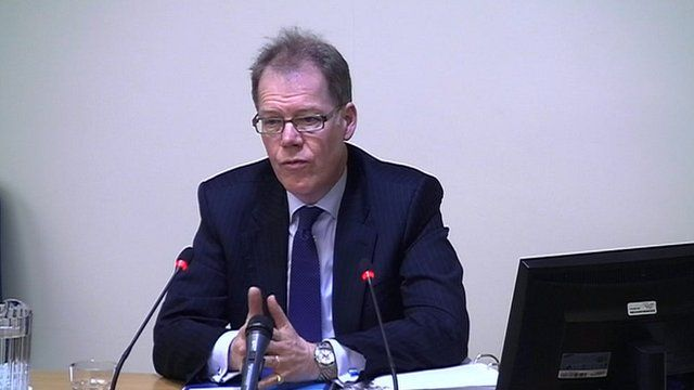 Information commissioner Christopher Graham