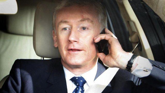 Former Royal Bank of Scotland chief executive Fred Goodwin
