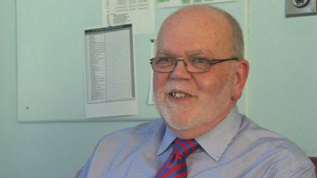 Professor John Caldwell