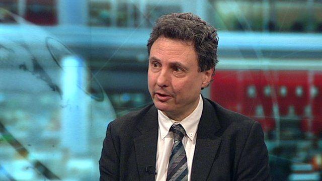 Neil Blake, a senior economic adviser to the Ernst & Young Item Club.