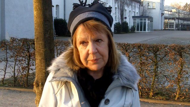 Sharon Lee travelled to Germany, to where her daughter went missing